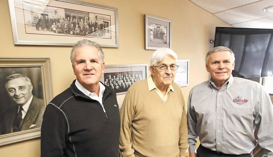 100 Years in Business (Inforum)
